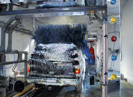 Econocraft Car Wash Systems